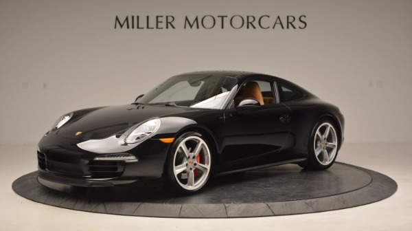 Used 2014 Porsche 911 Carrera 4S for sale Sold at Aston Martin of Greenwich in Greenwich CT 06830 2