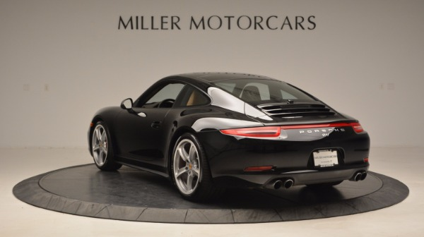 Used 2014 Porsche 911 Carrera 4S for sale Sold at Aston Martin of Greenwich in Greenwich CT 06830 5