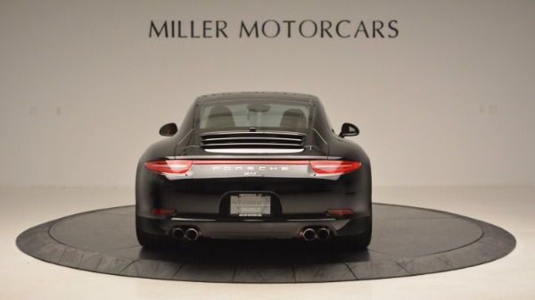 Used 2014 Porsche 911 Carrera 4S for sale Sold at Aston Martin of Greenwich in Greenwich CT 06830 6