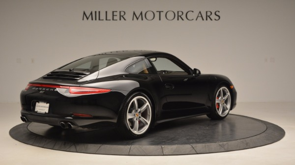 Used 2014 Porsche 911 Carrera 4S for sale Sold at Aston Martin of Greenwich in Greenwich CT 06830 7