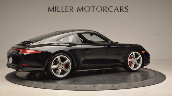 Used 2014 Porsche 911 Carrera 4S for sale Sold at Aston Martin of Greenwich in Greenwich CT 06830 8