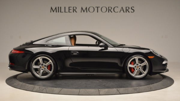 Used 2014 Porsche 911 Carrera 4S for sale Sold at Aston Martin of Greenwich in Greenwich CT 06830 9