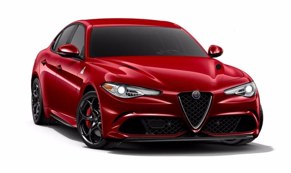 New 2017 Alfa Romeo Giulia Quadrifoglio for sale Sold at Aston Martin of Greenwich in Greenwich CT 06830 1