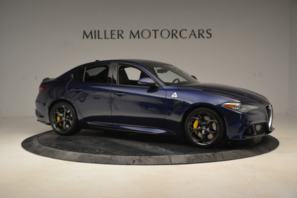 Used 2017 Alfa Romeo Giulia Quadrifoglio for sale Sold at Aston Martin of Greenwich in Greenwich CT 06830 10