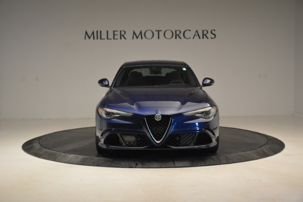 Used 2017 Alfa Romeo Giulia Quadrifoglio for sale Sold at Aston Martin of Greenwich in Greenwich CT 06830 12