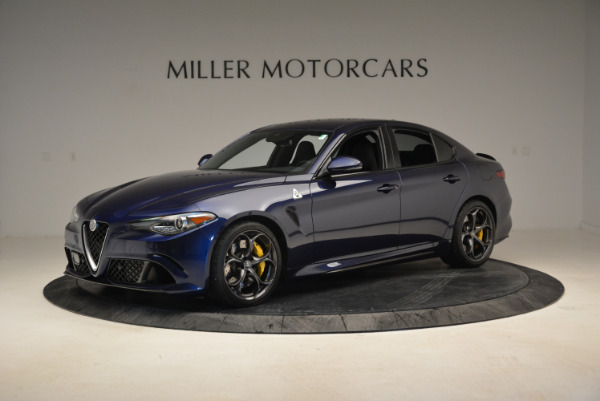 Used 2017 Alfa Romeo Giulia Quadrifoglio for sale Sold at Aston Martin of Greenwich in Greenwich CT 06830 2