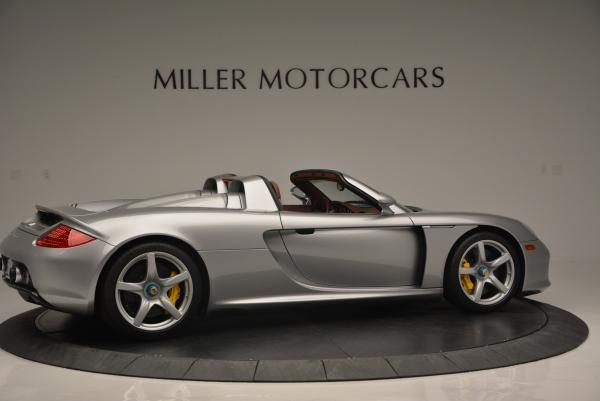Used 2005 Porsche Carrera GT for sale Sold at Aston Martin of Greenwich in Greenwich CT 06830 11