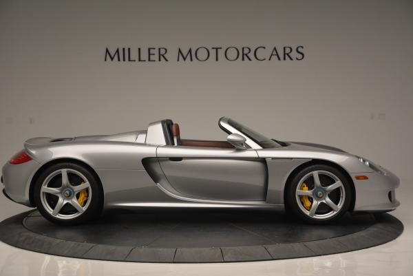 Used 2005 Porsche Carrera GT for sale Sold at Aston Martin of Greenwich in Greenwich CT 06830 13
