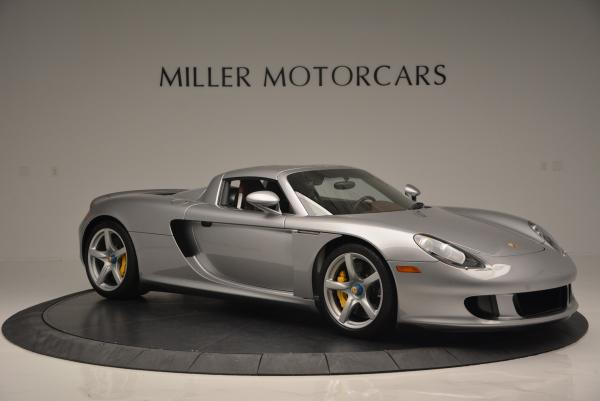 Used 2005 Porsche Carrera GT for sale Sold at Aston Martin of Greenwich in Greenwich CT 06830 15