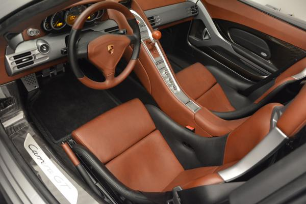 Used 2005 Porsche Carrera GT for sale Sold at Aston Martin of Greenwich in Greenwich CT 06830 17