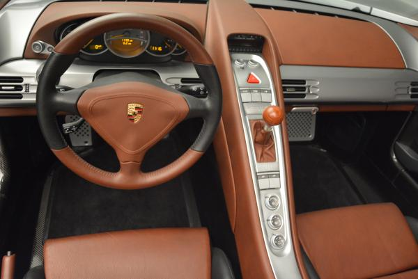Used 2005 Porsche Carrera GT for sale Sold at Aston Martin of Greenwich in Greenwich CT 06830 20