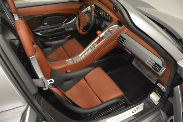 Used 2005 Porsche Carrera GT for sale Sold at Aston Martin of Greenwich in Greenwich CT 06830 22