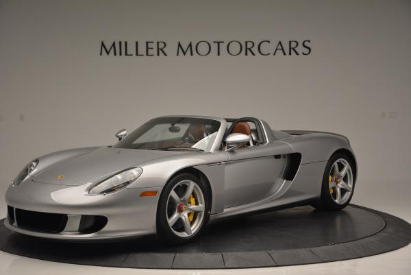 Used 2005 Porsche Carrera GT for sale Sold at Aston Martin of Greenwich in Greenwich CT 06830 3