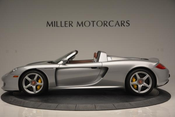 Used 2005 Porsche Carrera GT for sale Sold at Aston Martin of Greenwich in Greenwich CT 06830 4
