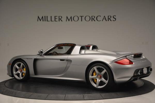 Used 2005 Porsche Carrera GT for sale Sold at Aston Martin of Greenwich in Greenwich CT 06830 5