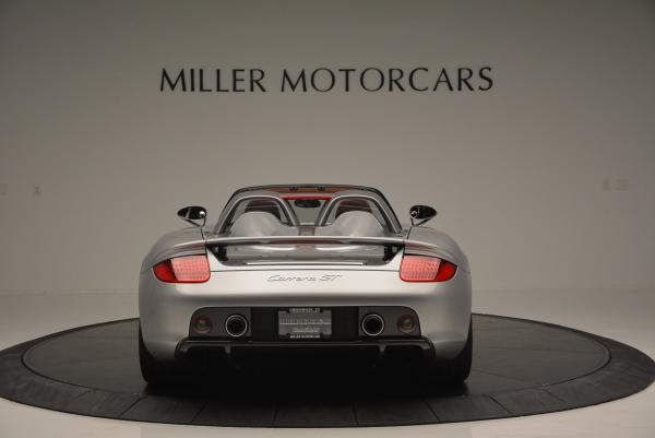 Used 2005 Porsche Carrera GT for sale Sold at Aston Martin of Greenwich in Greenwich CT 06830 7