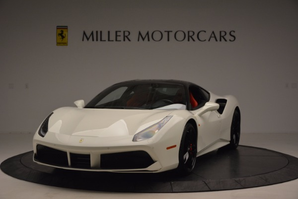 Used 2016 Ferrari 488 GTB for sale Sold at Aston Martin of Greenwich in Greenwich CT 06830 1