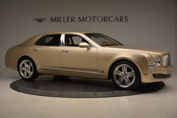 Used 2011 Bentley Mulsanne for sale Sold at Aston Martin of Greenwich in Greenwich CT 06830 10