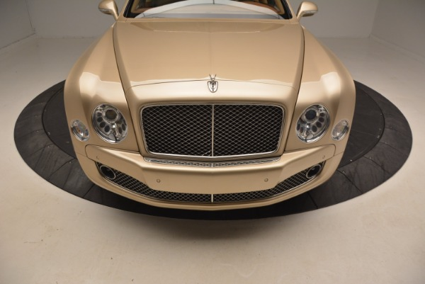 Used 2011 Bentley Mulsanne for sale Sold at Aston Martin of Greenwich in Greenwich CT 06830 13