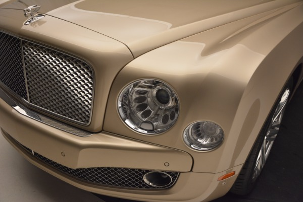Used 2011 Bentley Mulsanne for sale Sold at Aston Martin of Greenwich in Greenwich CT 06830 14