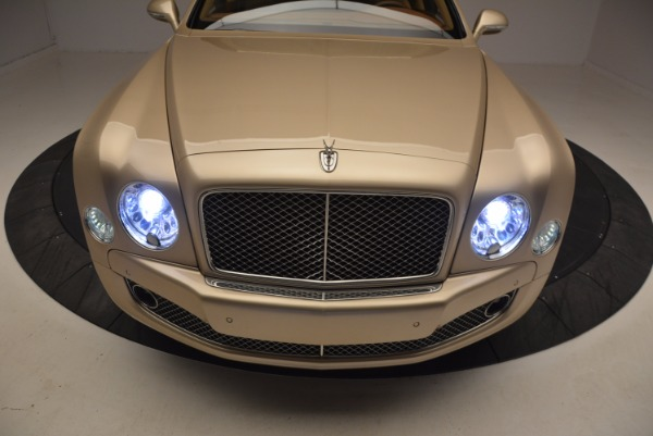 Used 2011 Bentley Mulsanne for sale Sold at Aston Martin of Greenwich in Greenwich CT 06830 15