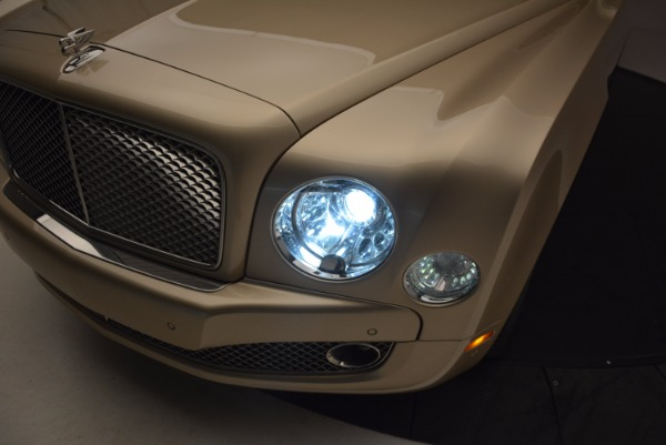 Used 2011 Bentley Mulsanne for sale Sold at Aston Martin of Greenwich in Greenwich CT 06830 16
