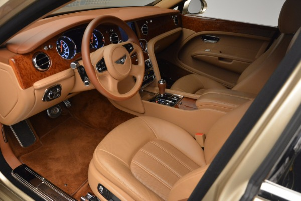 Used 2011 Bentley Mulsanne for sale Sold at Aston Martin of Greenwich in Greenwich CT 06830 24