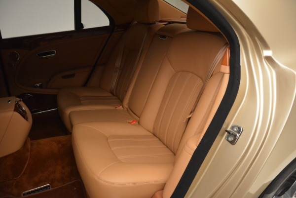 Used 2011 Bentley Mulsanne for sale Sold at Aston Martin of Greenwich in Greenwich CT 06830 27