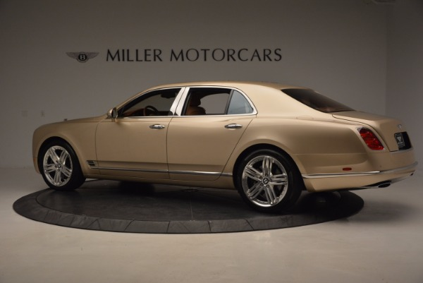 Used 2011 Bentley Mulsanne for sale Sold at Aston Martin of Greenwich in Greenwich CT 06830 4