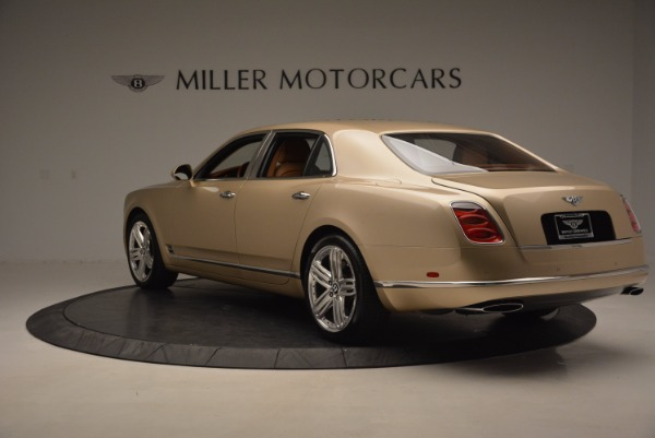 Used 2011 Bentley Mulsanne for sale Sold at Aston Martin of Greenwich in Greenwich CT 06830 5