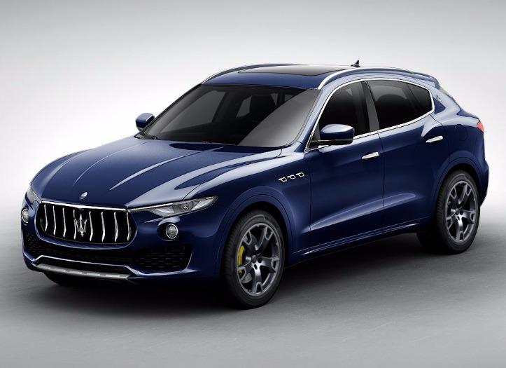 New 2017 Maserati Levante S for sale Sold at Aston Martin of Greenwich in Greenwich CT 06830 1
