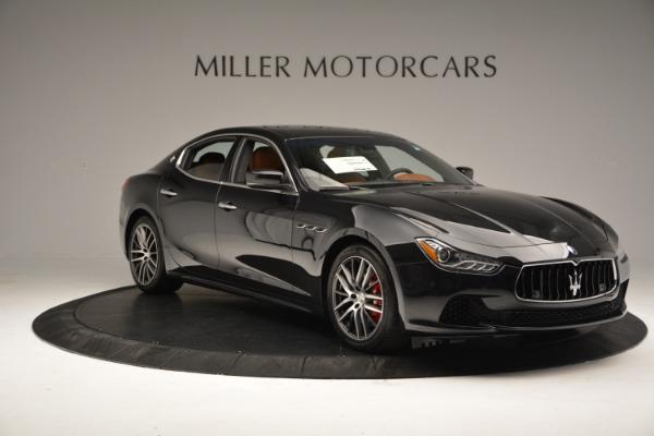 New 2017 Maserati Ghibli SQ4 S Q4 for sale Sold at Aston Martin of Greenwich in Greenwich CT 06830 11