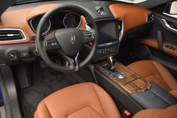 New 2017 Maserati Ghibli SQ4 S Q4 for sale Sold at Aston Martin of Greenwich in Greenwich CT 06830 13