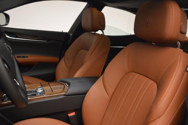 New 2017 Maserati Ghibli SQ4 S Q4 for sale Sold at Aston Martin of Greenwich in Greenwich CT 06830 15