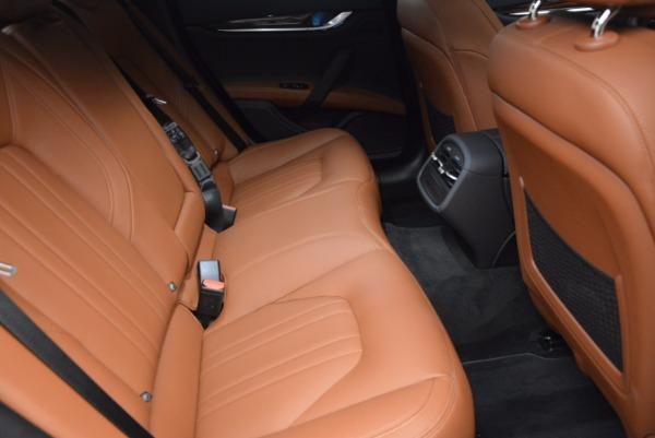 New 2017 Maserati Ghibli SQ4 S Q4 for sale Sold at Aston Martin of Greenwich in Greenwich CT 06830 23
