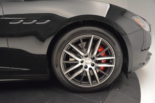 New 2017 Maserati Ghibli SQ4 S Q4 for sale Sold at Aston Martin of Greenwich in Greenwich CT 06830 25