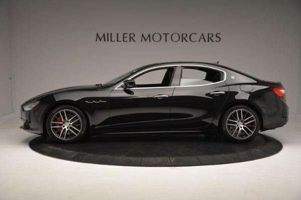 New 2017 Maserati Ghibli SQ4 S Q4 for sale Sold at Aston Martin of Greenwich in Greenwich CT 06830 3