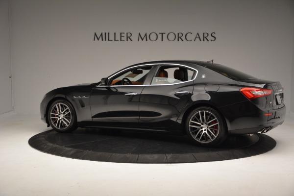 New 2017 Maserati Ghibli SQ4 S Q4 for sale Sold at Aston Martin of Greenwich in Greenwich CT 06830 4