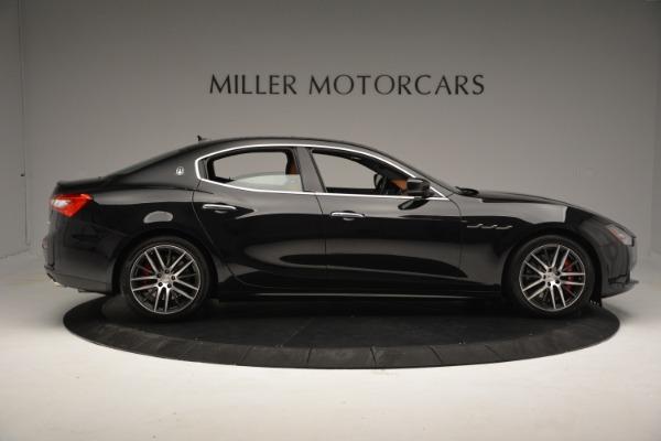 New 2017 Maserati Ghibli SQ4 S Q4 for sale Sold at Aston Martin of Greenwich in Greenwich CT 06830 9