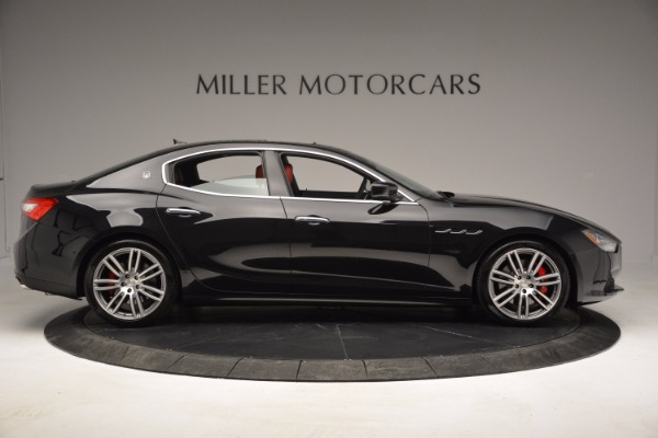 New 2017 Maserati Ghibli SQ4 for sale Sold at Aston Martin of Greenwich in Greenwich CT 06830 10