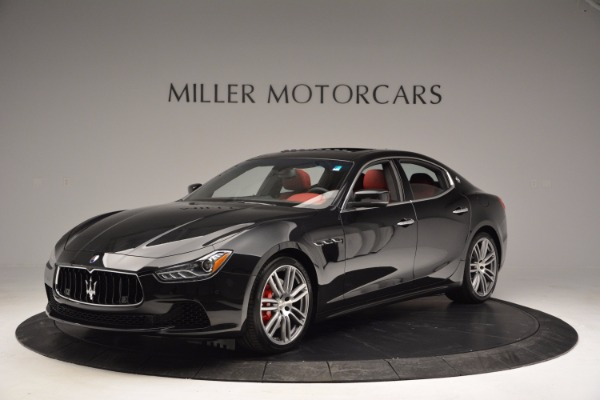 New 2017 Maserati Ghibli SQ4 for sale Sold at Aston Martin of Greenwich in Greenwich CT 06830 15