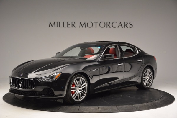 New 2017 Maserati Ghibli SQ4 for sale Sold at Aston Martin of Greenwich in Greenwich CT 06830 2