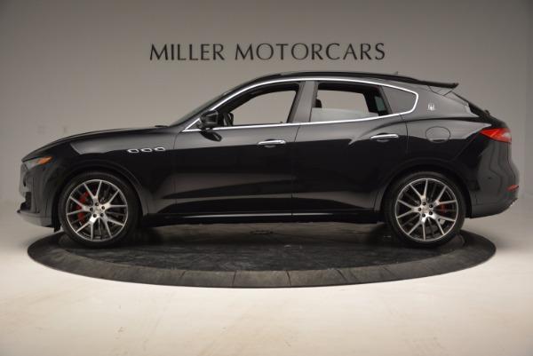 New 2017 Maserati Levante S for sale Sold at Aston Martin of Greenwich in Greenwich CT 06830 3