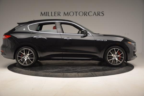 New 2017 Maserati Levante S for sale Sold at Aston Martin of Greenwich in Greenwich CT 06830 9
