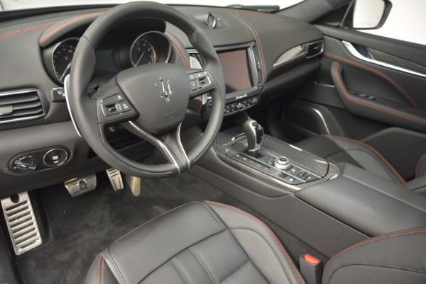New 2017 Maserati Levante S for sale Sold at Aston Martin of Greenwich in Greenwich CT 06830 13