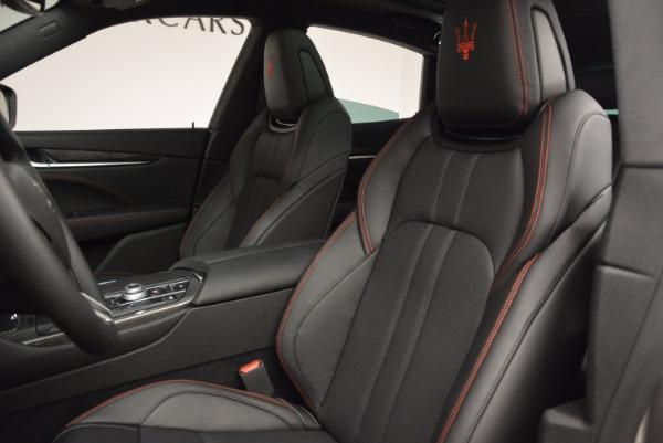 New 2017 Maserati Levante S for sale Sold at Aston Martin of Greenwich in Greenwich CT 06830 16