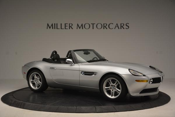 Used 2000 BMW Z8 for sale Sold at Aston Martin of Greenwich in Greenwich CT 06830 10