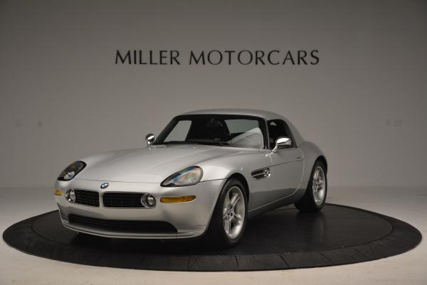 Used 2000 BMW Z8 for sale Sold at Aston Martin of Greenwich in Greenwich CT 06830 13