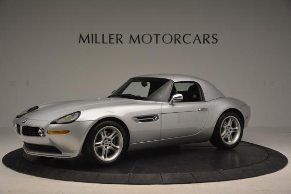 Used 2000 BMW Z8 for sale Sold at Aston Martin of Greenwich in Greenwich CT 06830 14