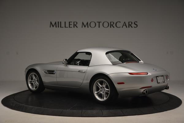 Used 2000 BMW Z8 for sale Sold at Aston Martin of Greenwich in Greenwich CT 06830 16